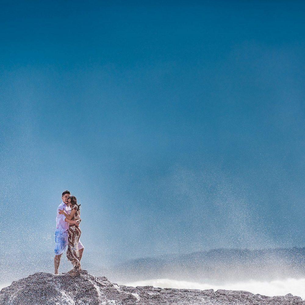Puerto Rico Isla Engagement Ocean Spray