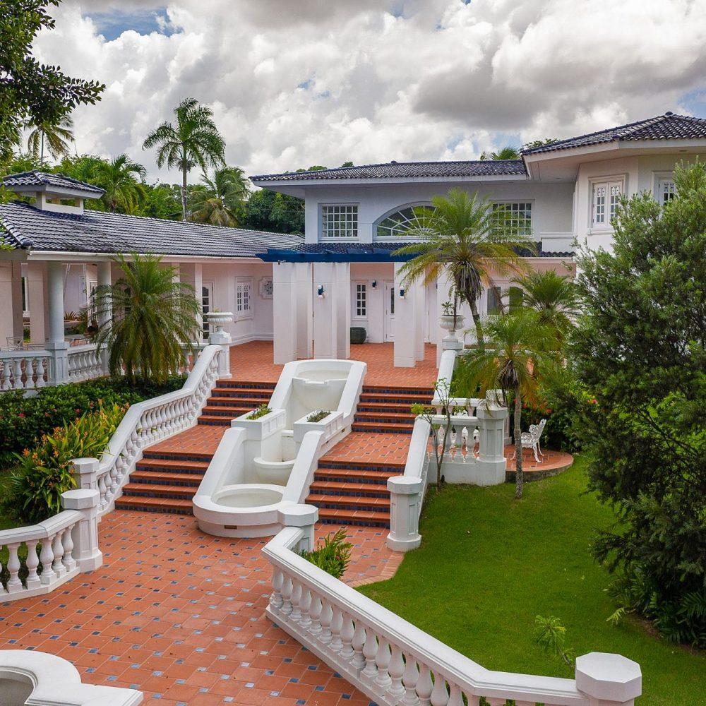 Puerto Rico Real Estate Photography San Patricio Front