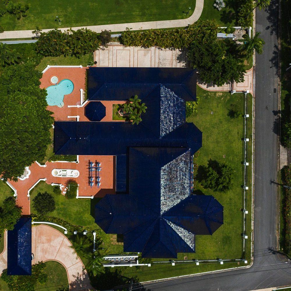 Puerto Rico Real Estate Photography San Patricio Drone